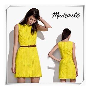 🔥Madewell Yellow Dress
